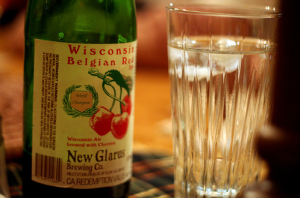 This week's recap is powered by New Glarus Wisconsin Belgian Red ale. If you don't understand what that means, it means this isn't exactly being written sober.