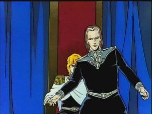 Is it me, or did Oberstein put on a little weight between Westerland and the end of the war?
