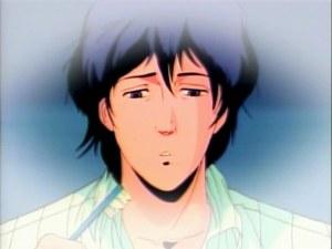 Even in Julian's idealized memories, Yang is still a disheveled mess.