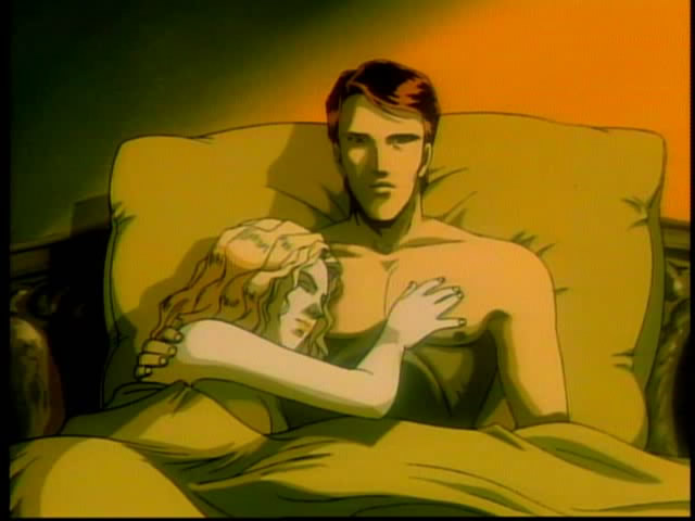 Reuenthal in bed with Elfriede