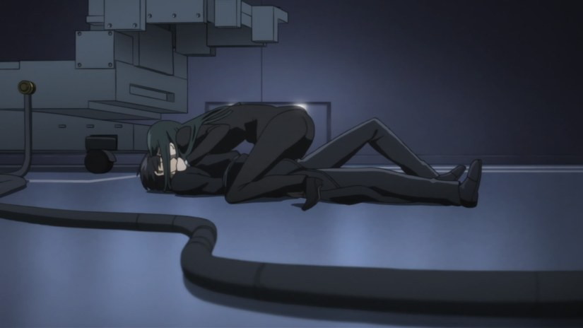 Endings Without Context 2: Darker thanBlack