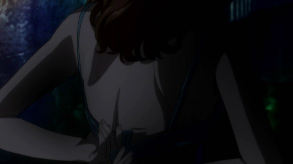 Psycho-Pass Dark Stripper Anime...ok, why are those headlines so shit?
