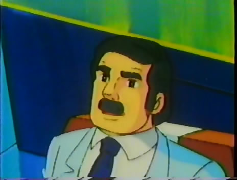 I think this character was either called Dinosaur Liberal Arts Professor Hitler or Rick.