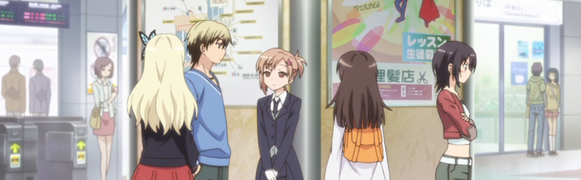 Boku wa Tomodachi ga Sukunai NEXT 07 – The Herbivorous Man