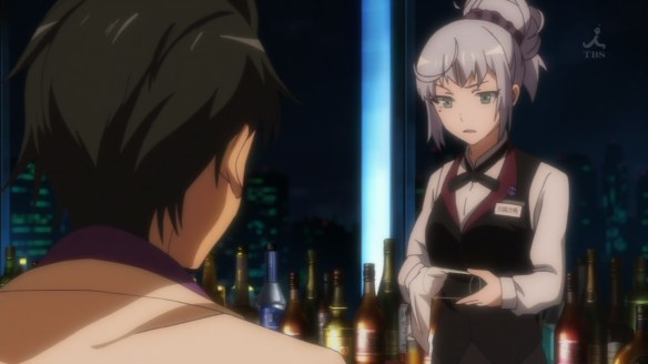Why wasn't the Bartender anime like this?
