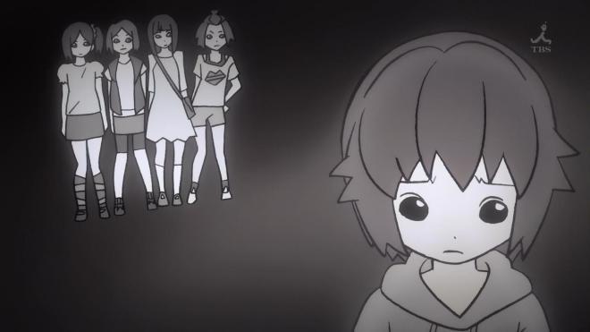 Yuasa's influence on Hikari's story is evident.