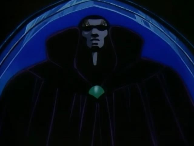 This week's villain is apparently Darkseid.