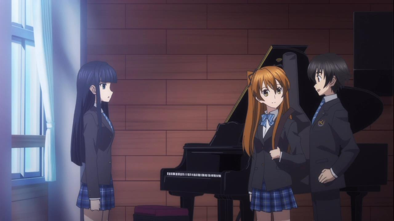 White Album 2 Anime Characters : Finding a greater cause in white album lower mid table